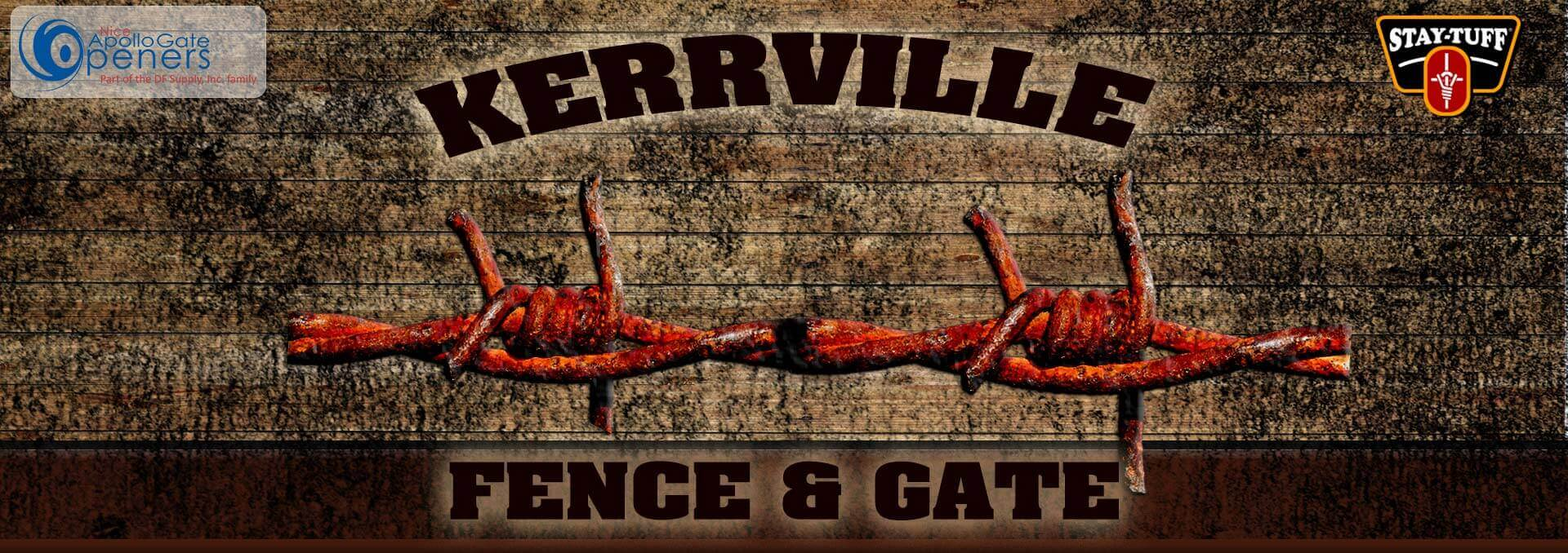 Kerrville Fence & Gate serves the Texas Hill Country