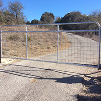 Kerrville Fence & Gate exclusively installs Apollow Automatic Gate Openers... go with a leader.
